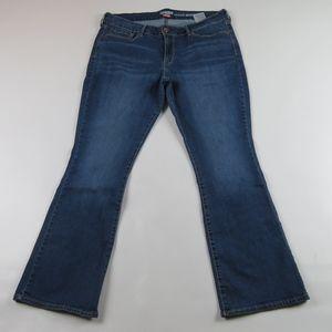 DENIZEN by LEVI'S Modern Bootcut Jeans 18 SHORT